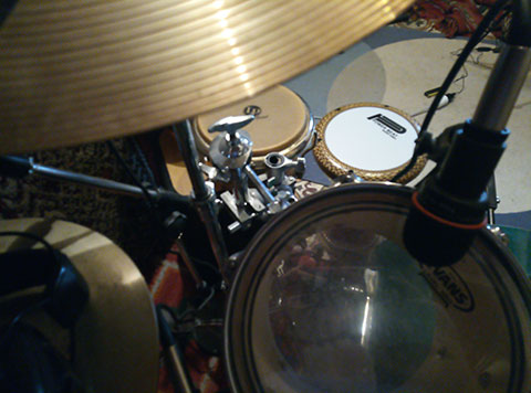 Percussion and drum loops